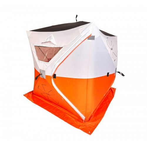 Палатка рыболовная зимняя Norfin Fishing Hot Cube 147x147x167cм