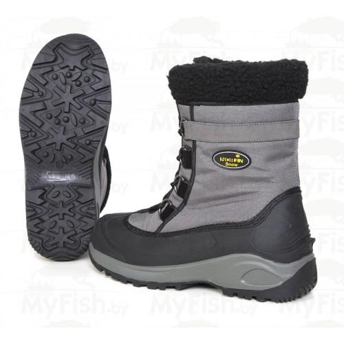 Ботинки NORFIN-SNOW GREY