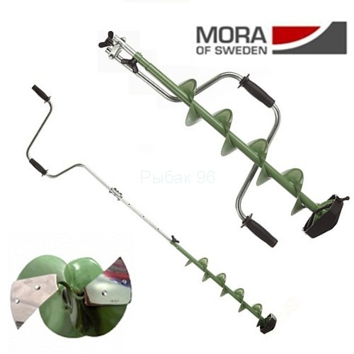 Ледобур MORA Expert Pro 110