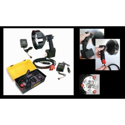 Фонарь-прожектор-комплект LIGHT FORCE ENFORCER-170-VDE-LED-SET