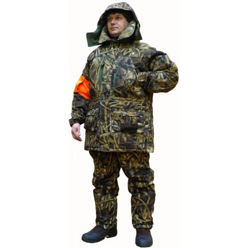Зимний костюм-тройка ХСН Охотник (камыш)