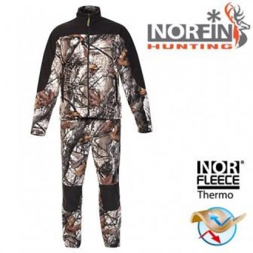 Костюм флисовый Norfin Hunting FOREST CAMO