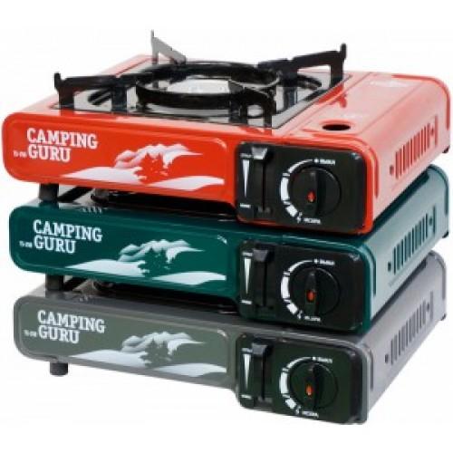 Плита газовая Camping Guru (TS-250) порт