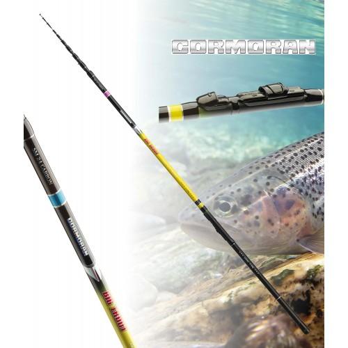 Cormoran Big Trout Sbiro Tele, 3.60m, 5-28g