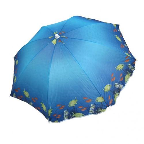 Зонт пляжный HELIOS BLUE