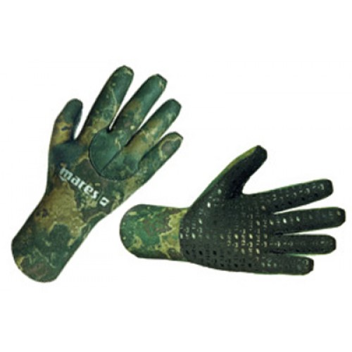 Перчатки Mares CAMO Green 30 3 мм