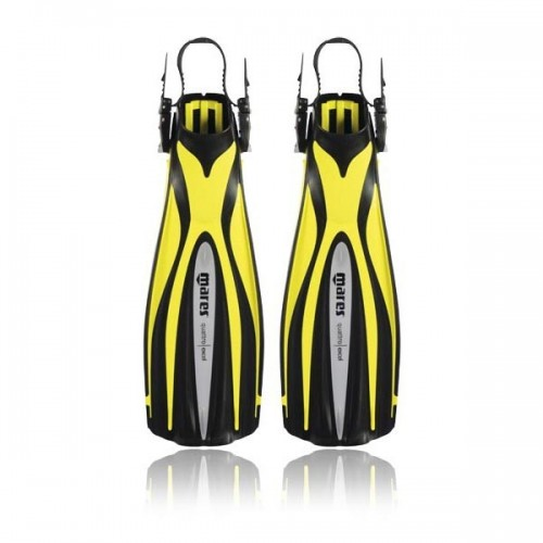 Ласты MARES QUATTRO EXCELL YELLOW