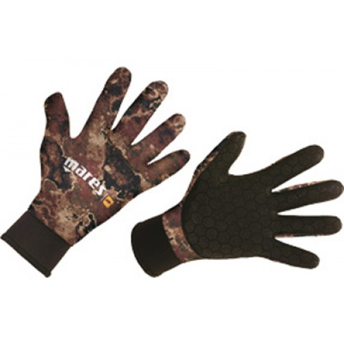 Перчатки Mares CAMO Brown 30 3 мм