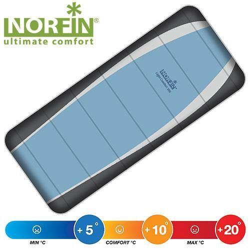 Спальный мешок NORFIN LIGHT COMFORT 200 FAMILY