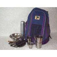 Рюкзак-сумка на 2 персоны с термосом