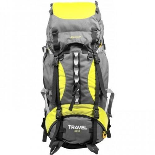 Рюкзак ТОНАР NISUS Travel 80 Grey (N-TB084-80L-G)