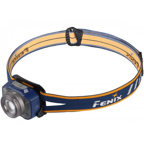 Фонарь FENIX HL-40R серый