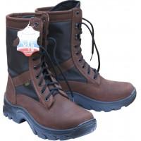 Ботинки летние ХСН Охрана -Легионер (нубук) (коричневый)