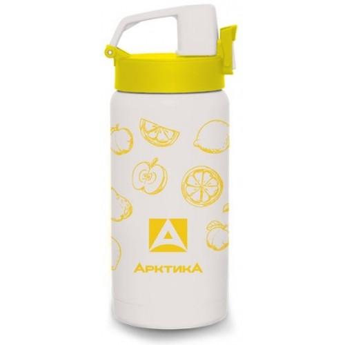 Термос ARCTICA СITYTERM (0,4л)(6ч)(металл)-фрукты