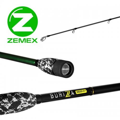 Спиннинг ZEMEX BURIZA 822M 6-23 g